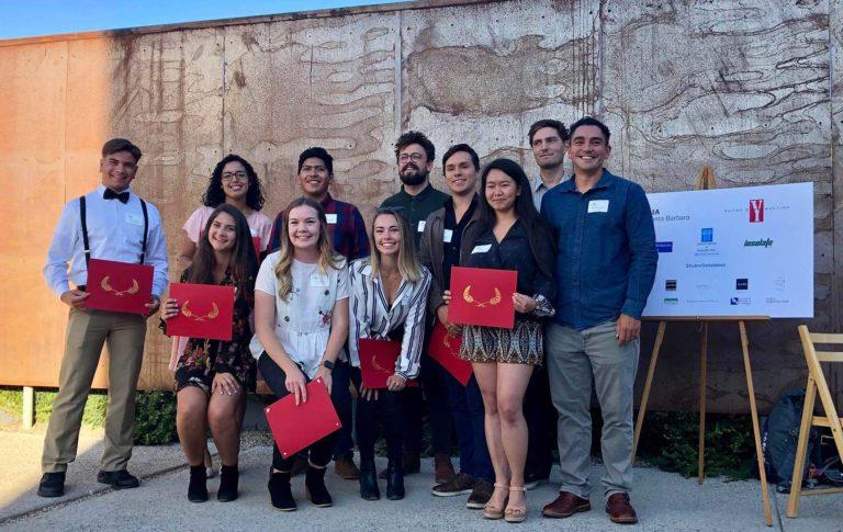 AFSB scholarship awardees