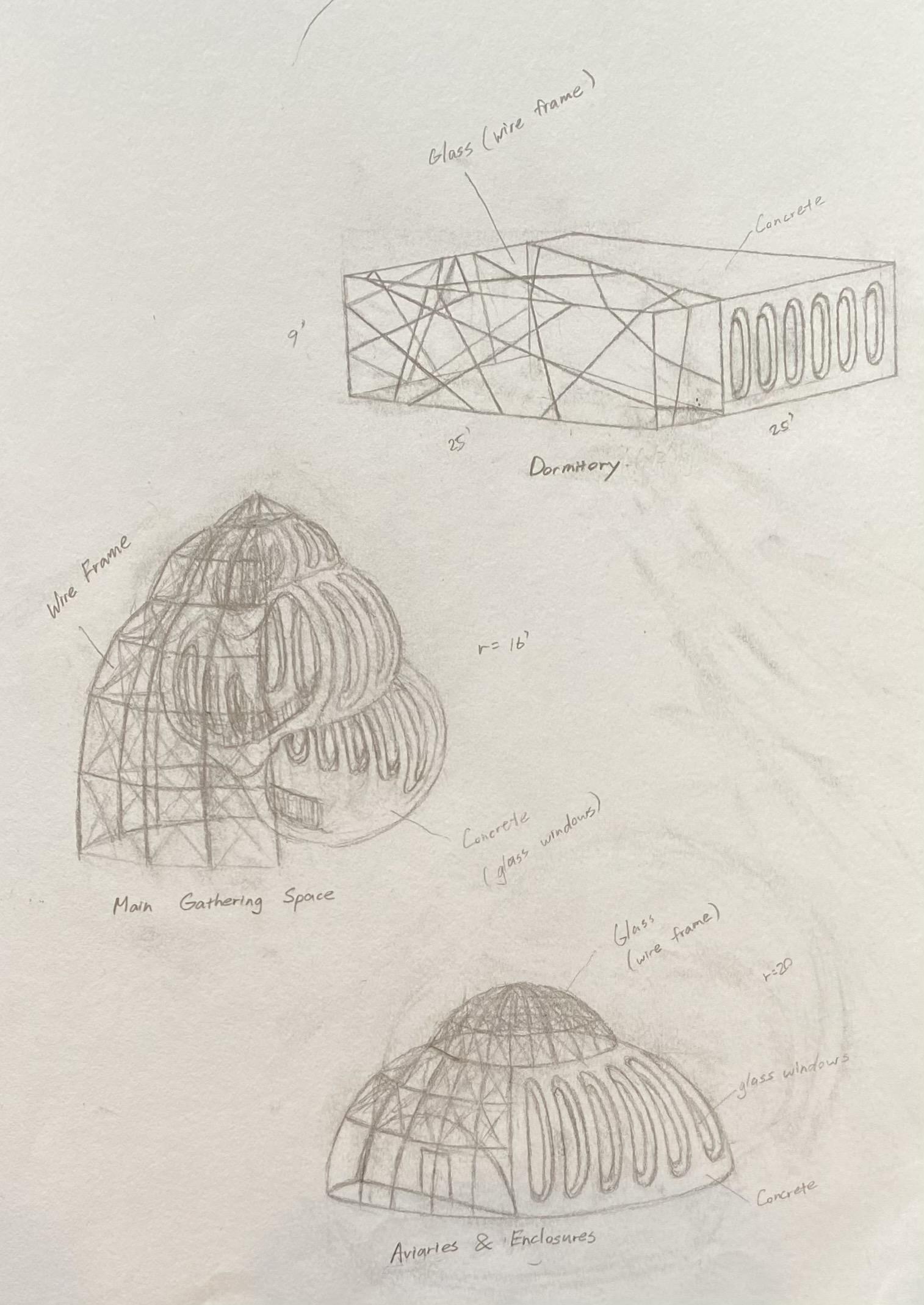4 Concept Sketches Pg 1