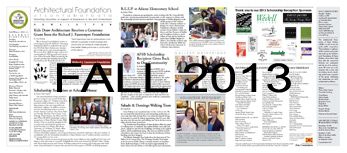 AFSB Fall 2013 Newsletter