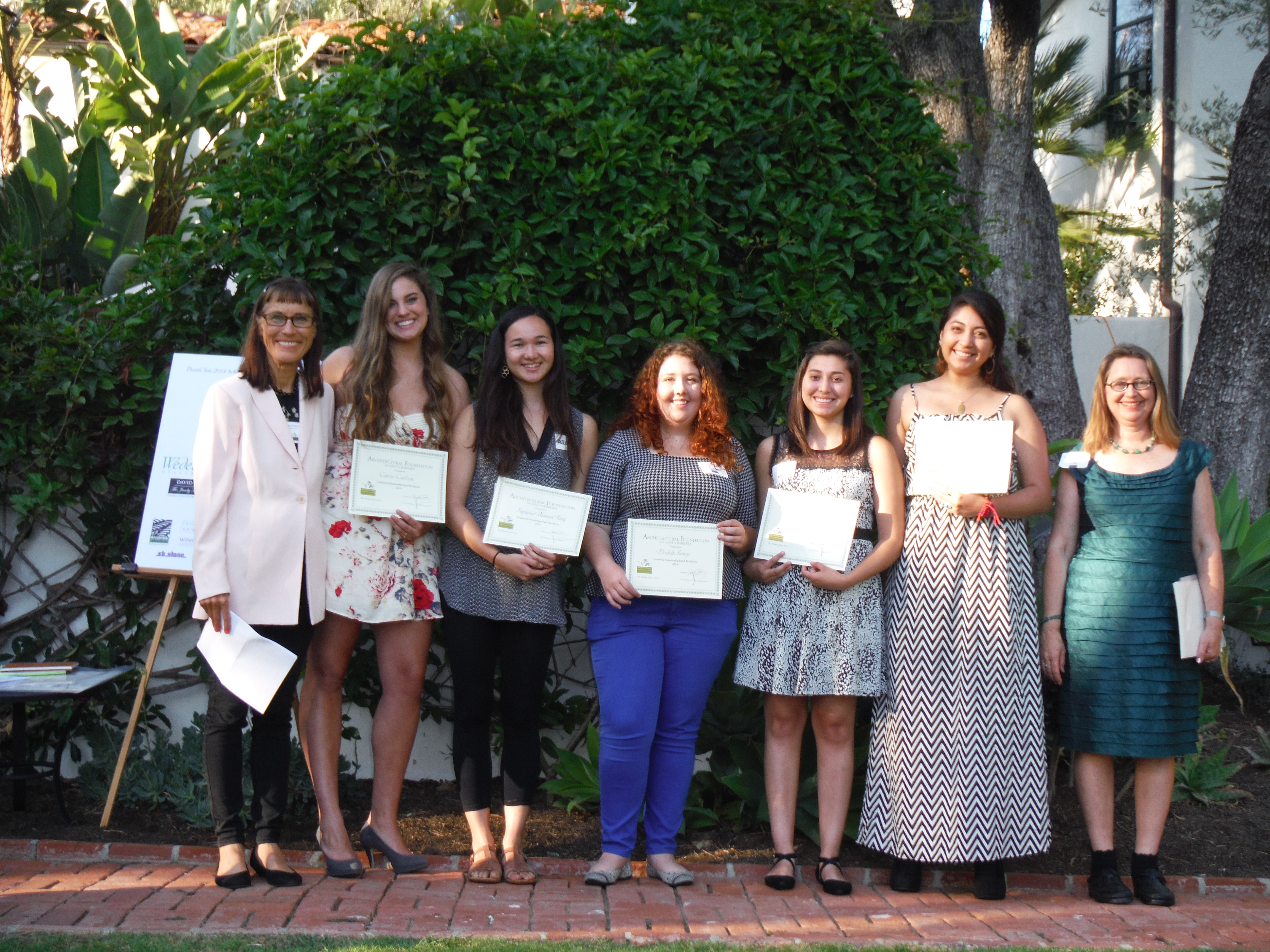santa barbara scholarship foundation essay Antioch's ma in education, nature-based early childhood education, focuses on helping young students explore and grow in nature's classroom.