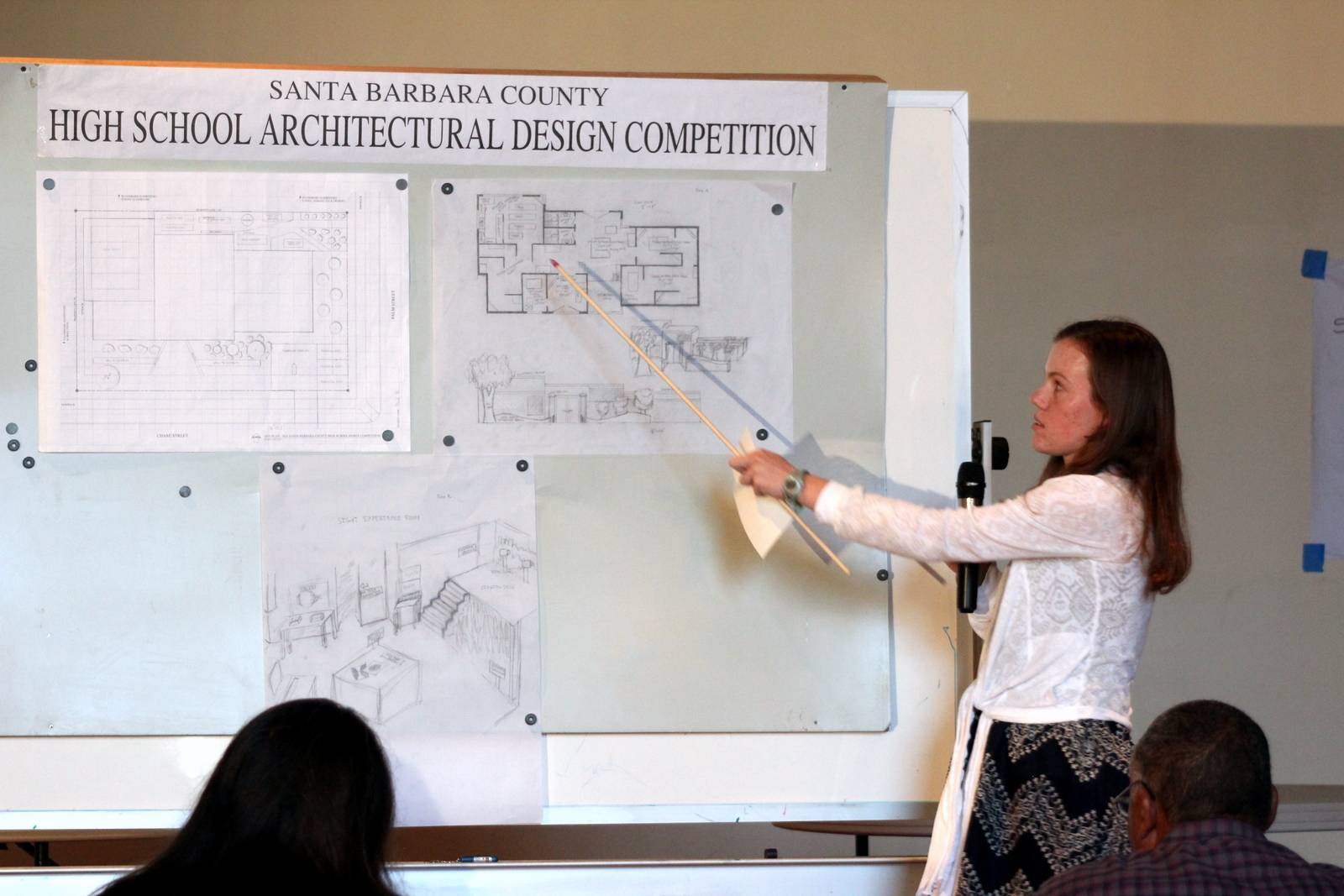 High School Design Competition In The Press Architectural