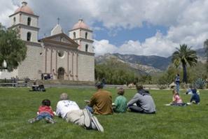 KDA Santa Barbara Mission