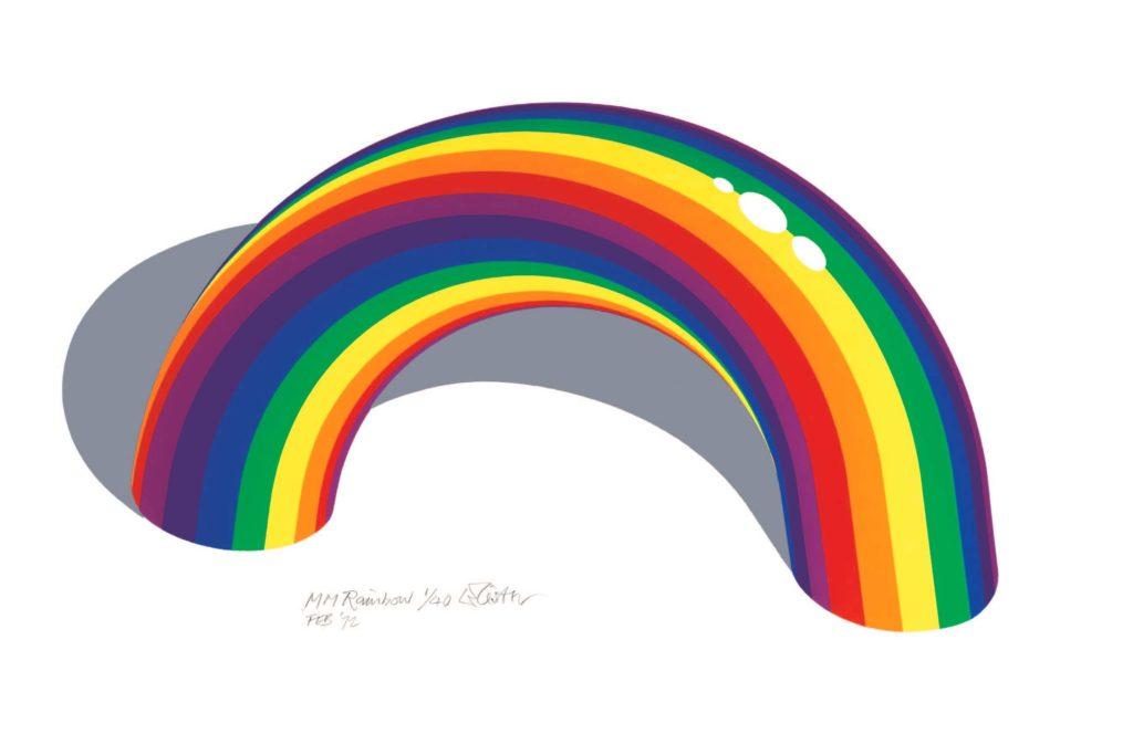 MM Rainbow by Ed Lister