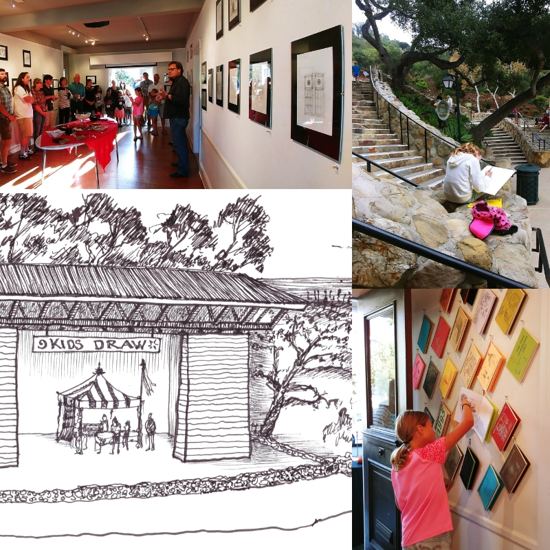 Sketch Session Schedule Architectural Foundation Of Santa Barbara