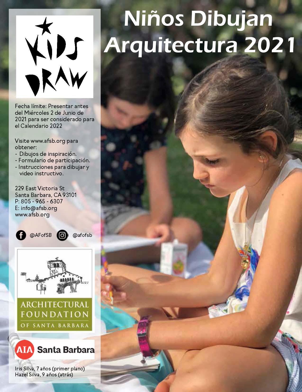 kda flyer_v3 english and spanish_Page_3 Niños Dibujan Arquitectura