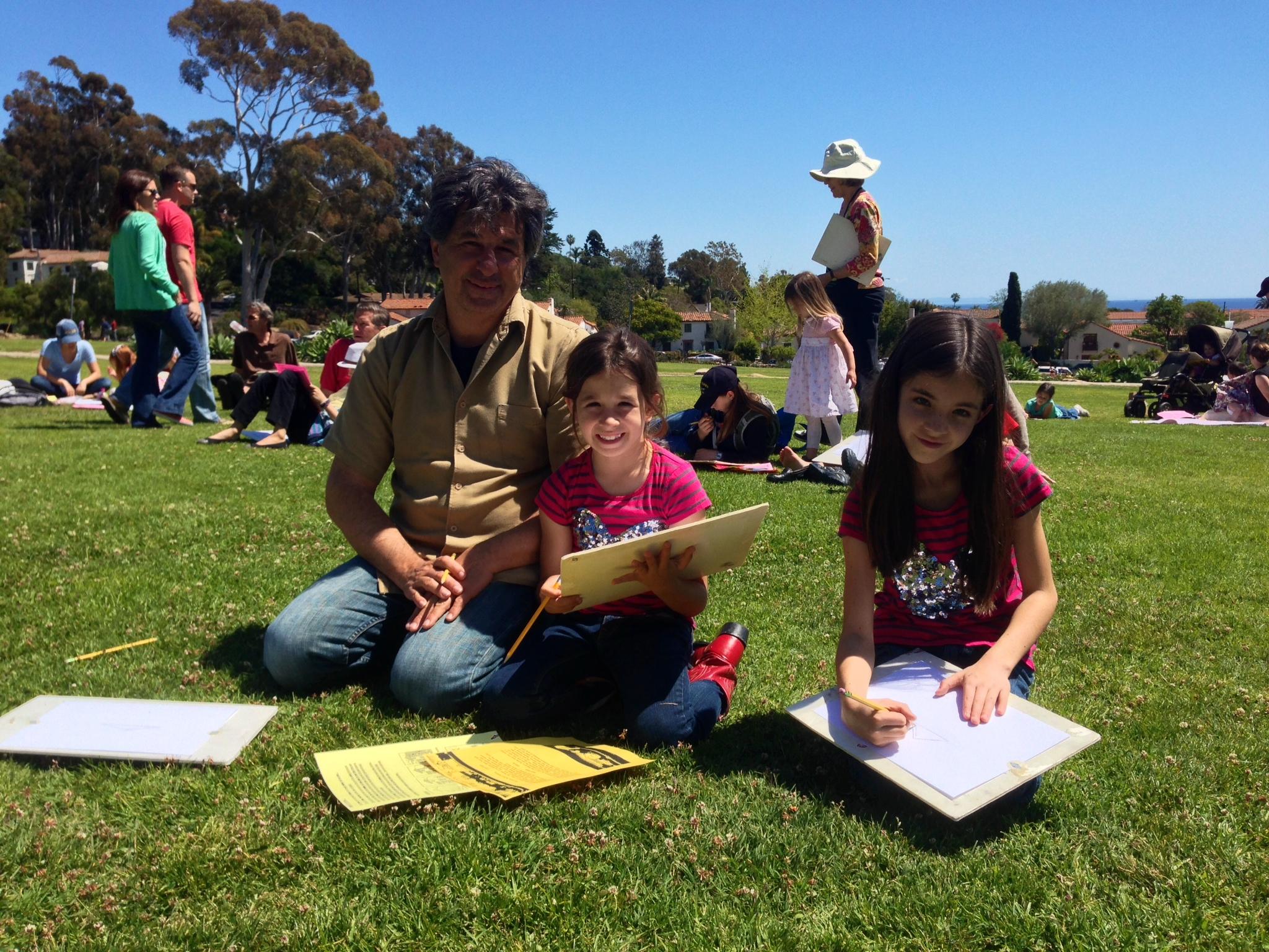 Kids Draw 2014